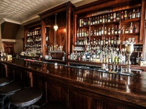 Our Mahogany Bar